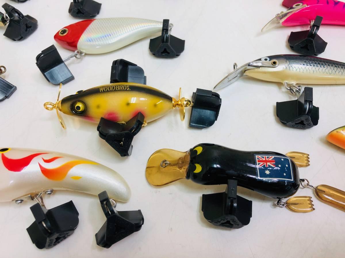まとめ売り 釣り道具/釣り具/ルアー 大量セット 有名メーカーあり(DAIWA等)中古現状品 43個_画像6