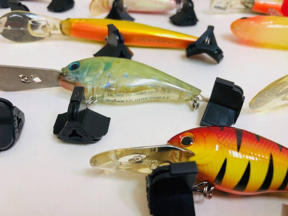 まとめ売り 釣り道具/釣り具/ルアー 大量セット 有名メーカーあり(DAIWA等)中古現状品 43個_画像7