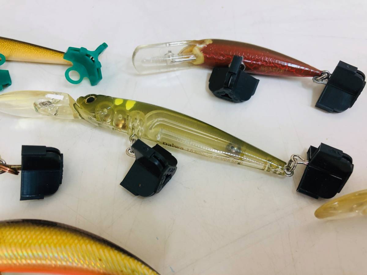 まとめ売り 釣り道具/釣り具/ルアー 大量セット 有名メーカーあり(DAIWA等)中古現状品 43個_画像9