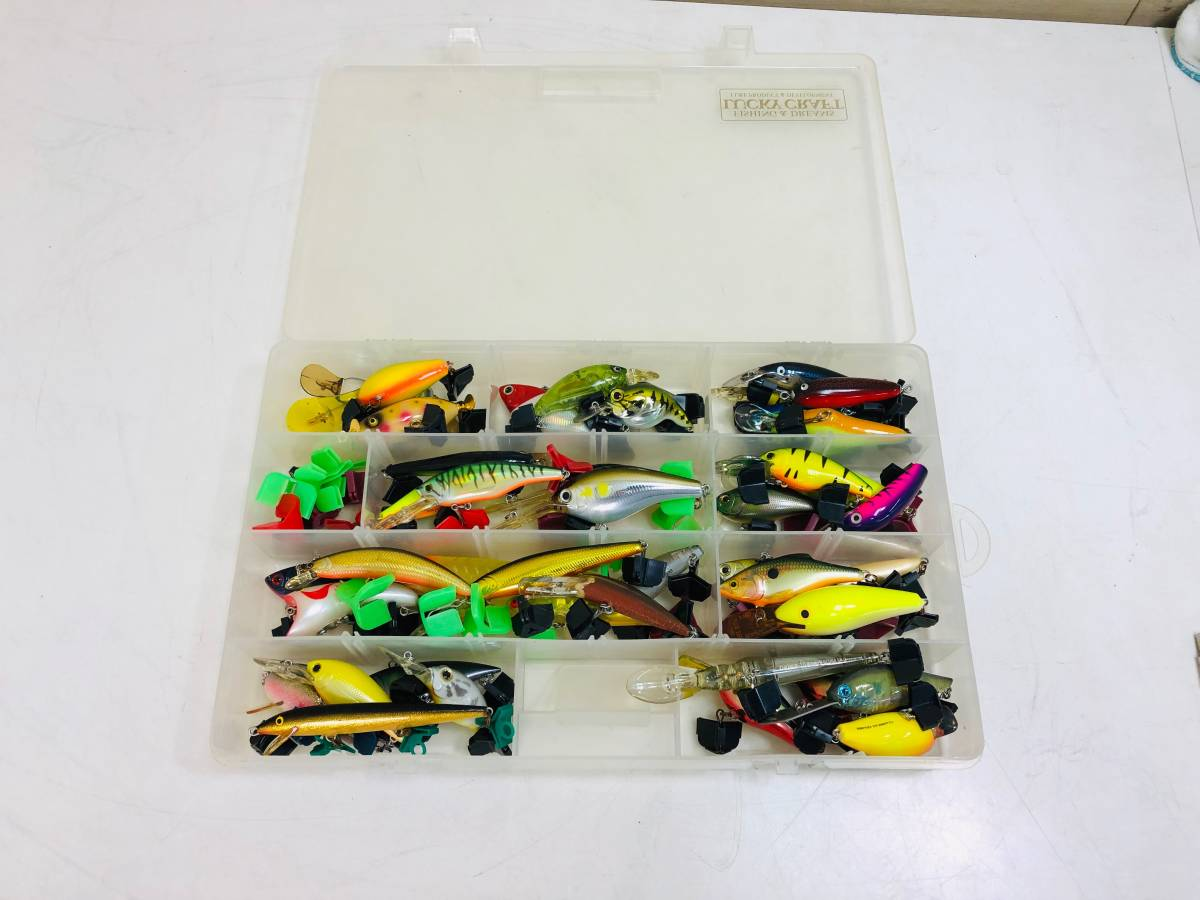 まとめ売り 釣り道具/釣り具/ルアー 大量セット 有名メーカーあり(DAIWA等)中古現状品 43個_画像10