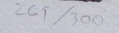 ■ヒロ・ヤマガタ 【黄山シリーズ 夕凪(チャイニーズマウンテンⅠ)】 シルクスクリーン 直筆サイン エディション有り _画像5