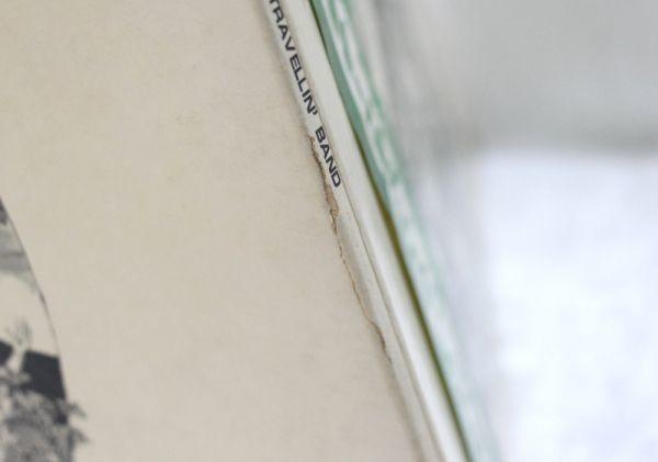 フラワー・トラベリン・バンド SATORI(サトリ) Rock Age花帯 青レーベル見本盤 !!_画像10
