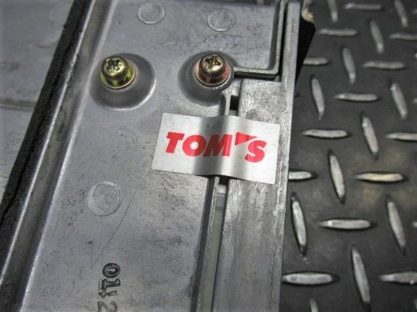 絶版! TOM'S トムス UCF30 セルシオ 3UZ-FE ECU CPU エンジン コンピューター コントロールユニット 89600-TFT30-AT 89661-50590_画像5