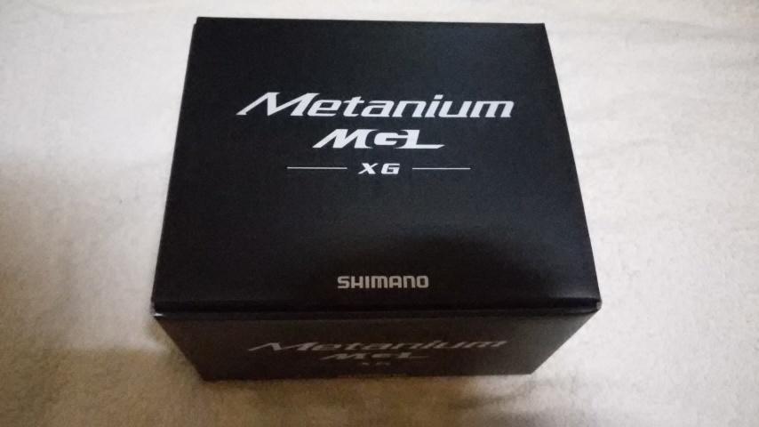 シマノ 16 メタニウムMGL XG 右ハンドル新品(税込) 送料無料_画像3