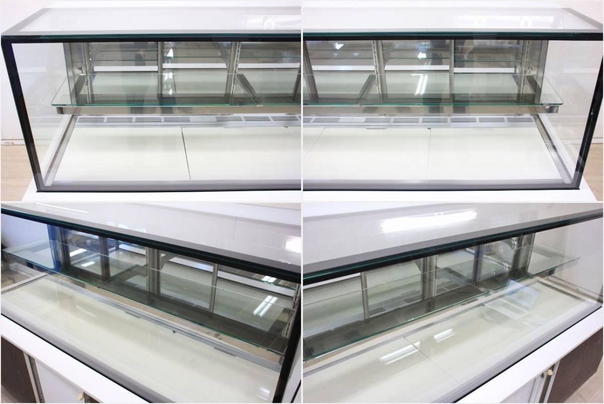 ■大型 冷蔵ショーケース ケーキケース 型式不明 水冷式 2006年 中古■_画像4