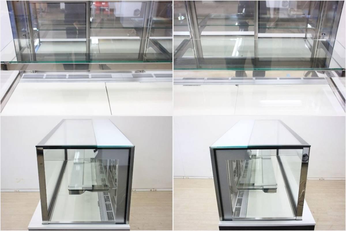 ■大型 冷蔵ショーケース ケーキケース 型式不明 水冷式 2006年 中古■_画像5