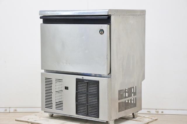 ■ホシザキ キューブアイスメーカー 製氷機 IM-65M 2011年 中古■