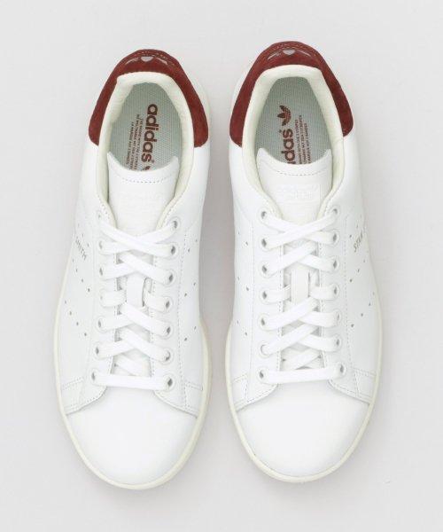 【URBAN RESEARCH ROSSO購入】18AW adidas Originals アディダス STAN SMITH W スタンスミス レザー スニーカー 24.5cm 定価12,960円 箱付