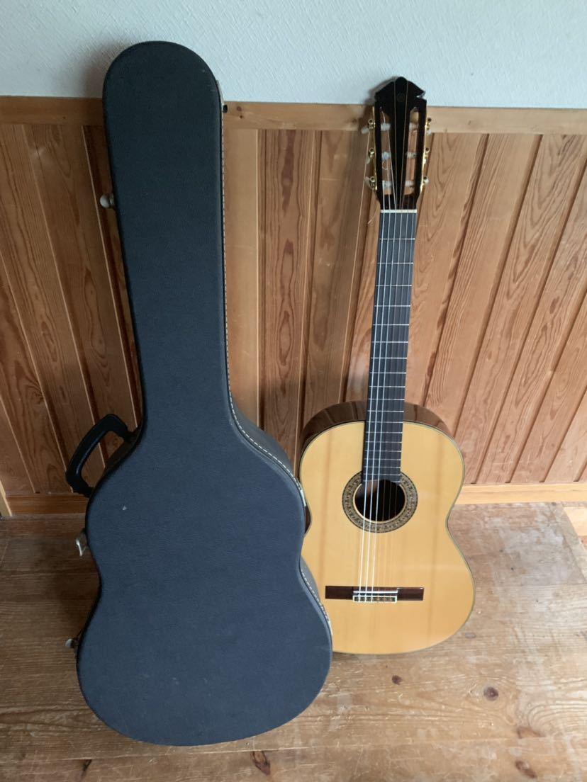 ヤマハ クラッシックギター GC-10M 加藤俊郎 ロットナンバー873 1974年秀品■■出自:ヤマハGCシリーズ中位作品。