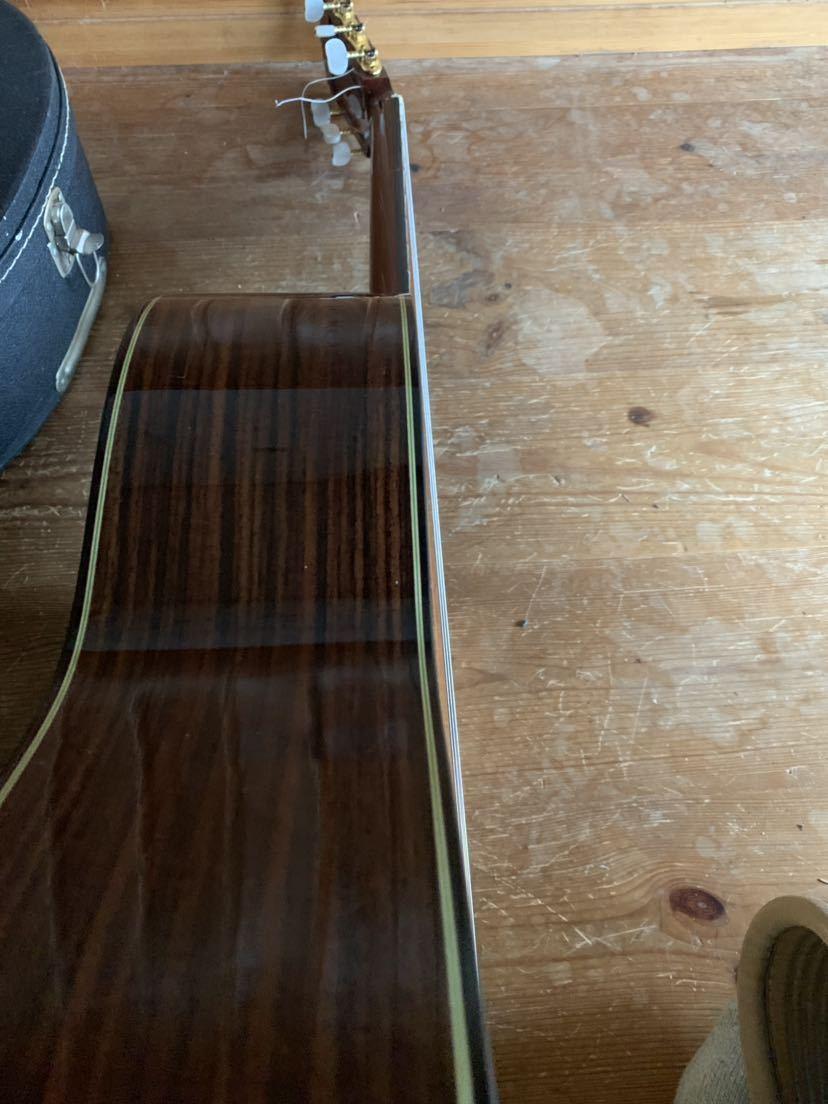 ヤマハ クラッシックギター GC-10M 加藤俊郎 ロットナンバー873 1974年秀品■■出自:ヤマハGCシリーズ中位作品。_画像7