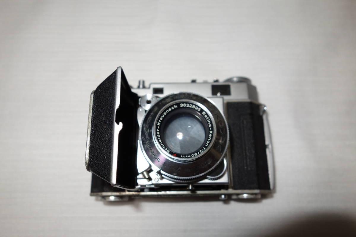 Kodak Retina Ⅱa コダック レチナ Ⅱa。_画像5