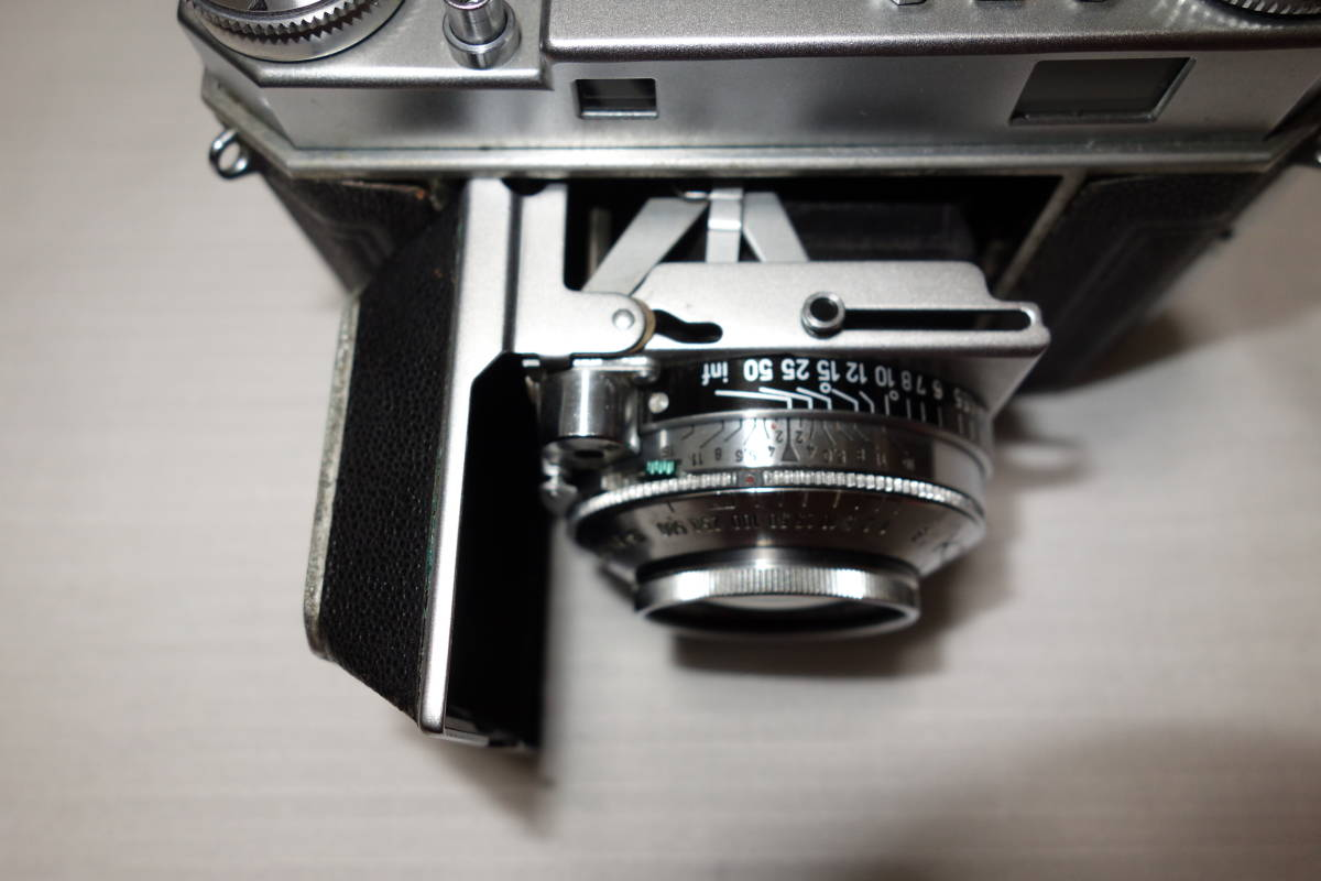 Kodak Retina Ⅱa コダック レチナ Ⅱa。_画像6