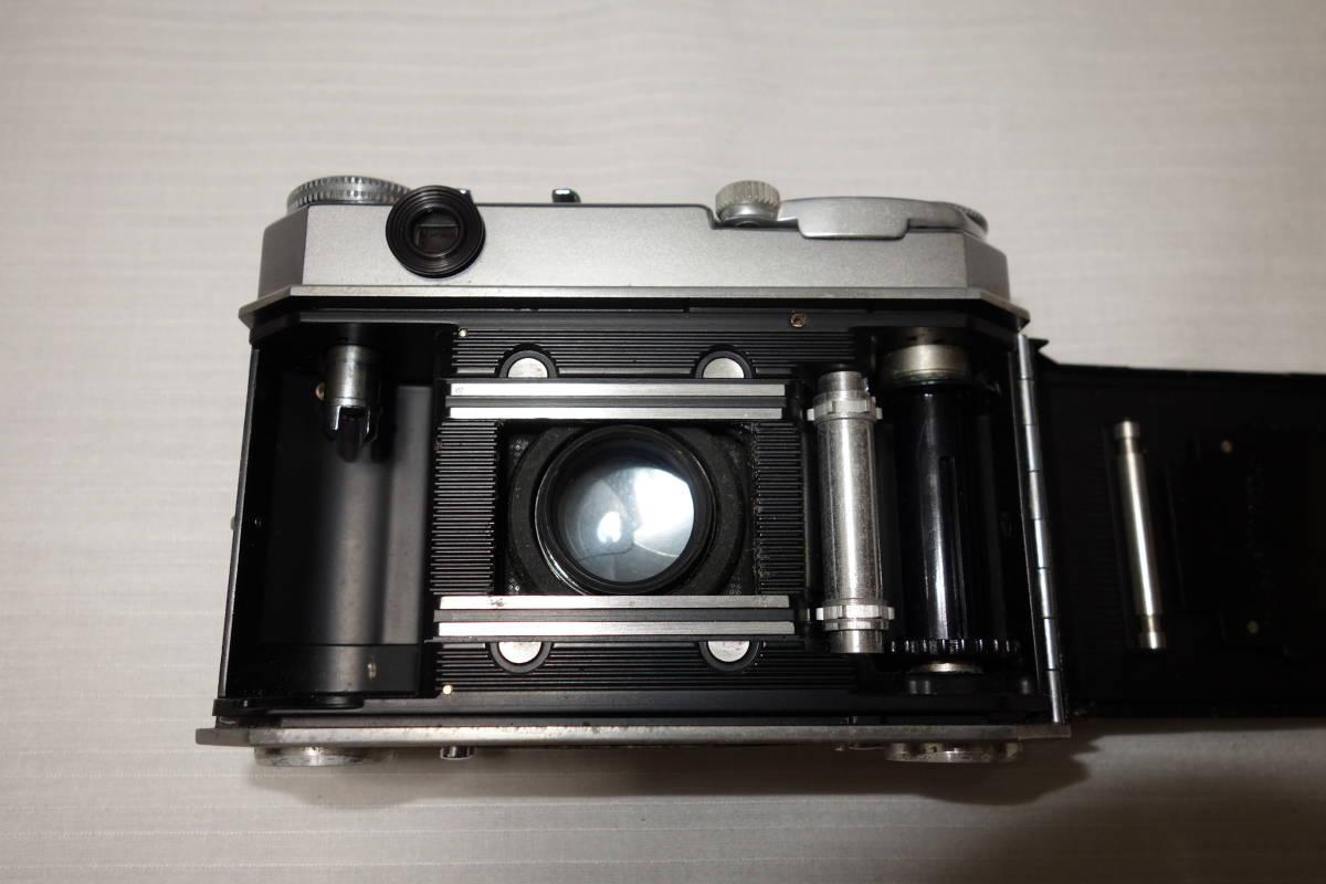 Kodak Retina Ⅱa コダック レチナ Ⅱa。_画像7