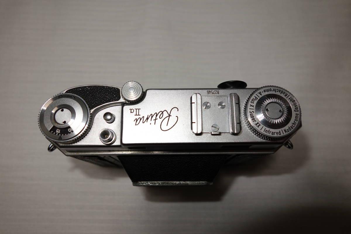 Kodak Retina Ⅱa コダック レチナ Ⅱa。_画像3