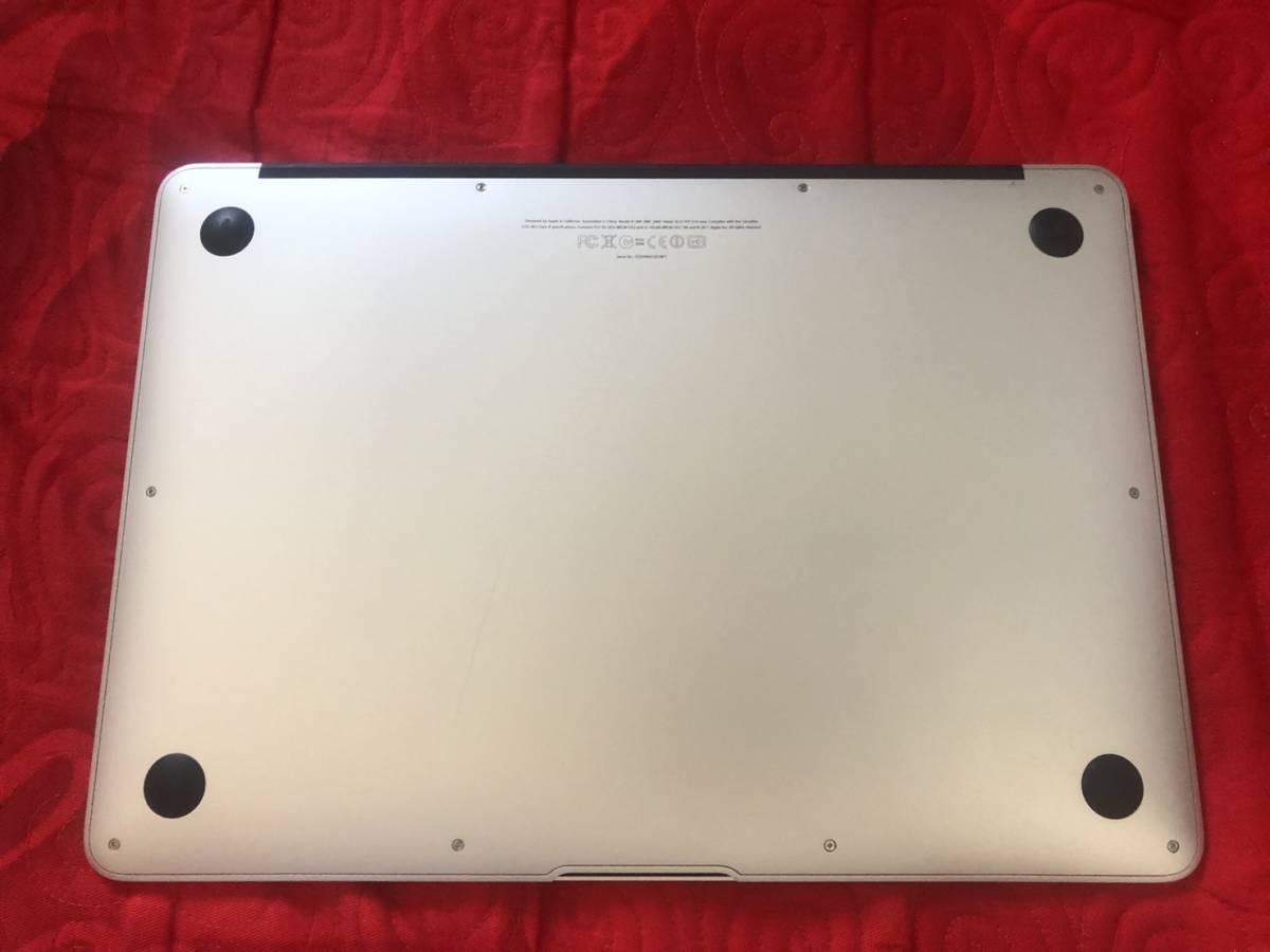 Apple MacBook Air A1369 Core i5 RAM 4GB SSD120GB 13.3インチ_画像9