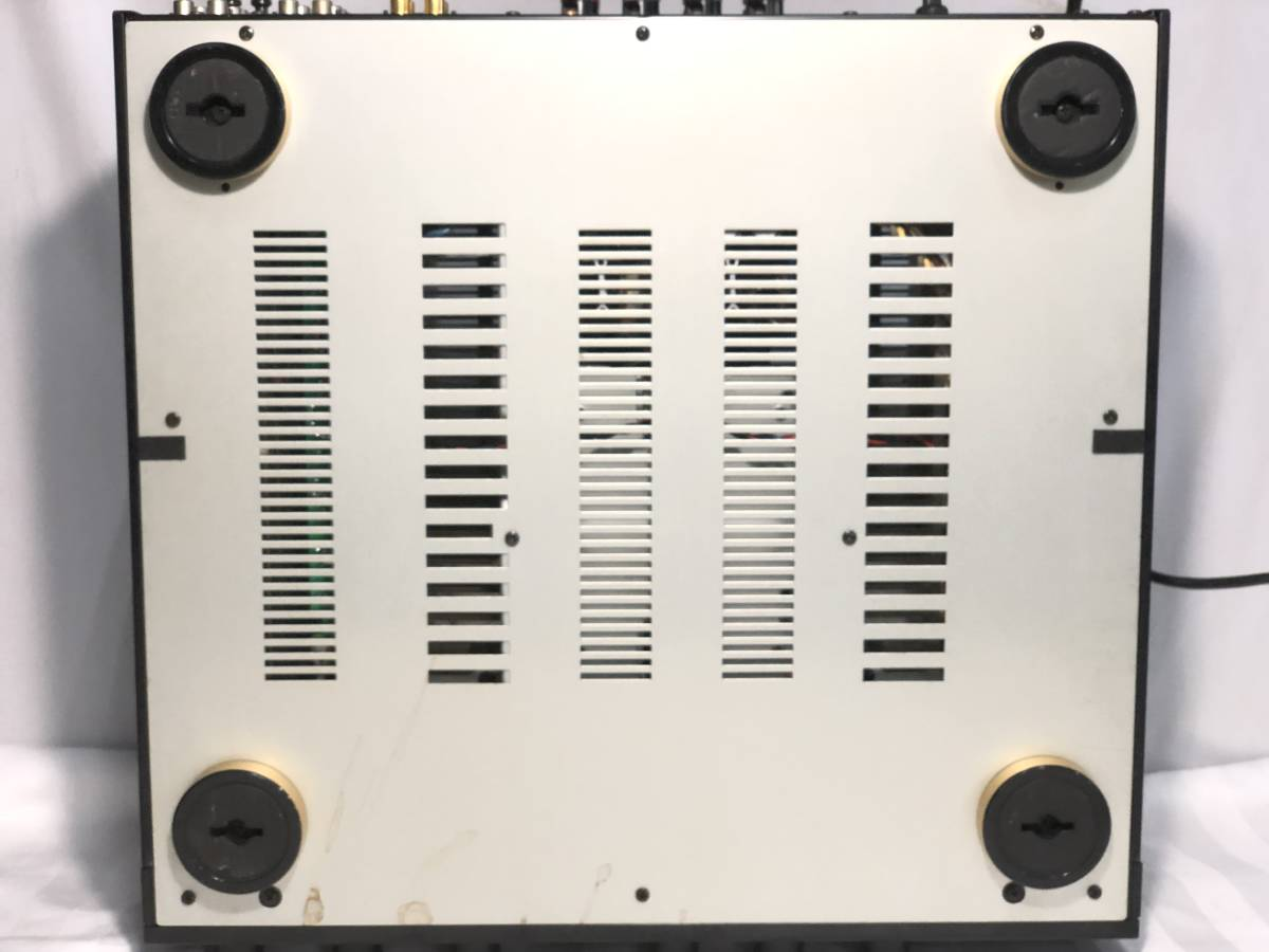 SANSUI サンスイ プリメインアンプ AU-607DR (AU-α607DR)インテグレーテッド・アンプ 〇3_画像10