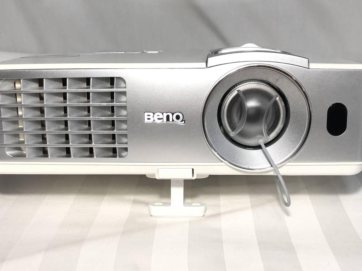 BenQ W1070 フルHD DLP ホームプロジェクター 〇3_画像2