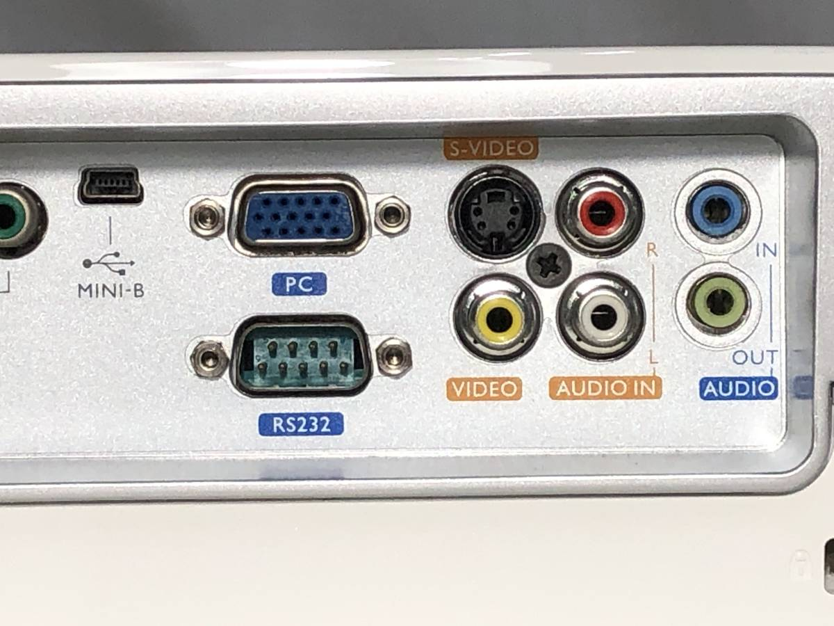 BenQ W1070 フルHD DLP ホームプロジェクター 〇3_画像7