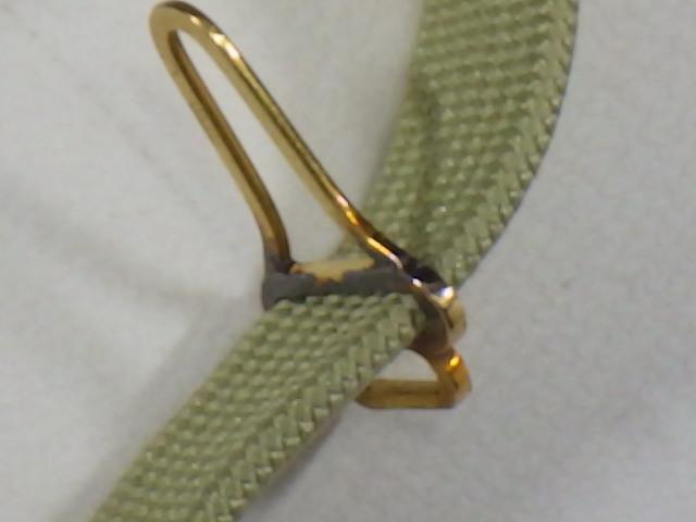 t9F138Z アンティーク 和装小物 帯留め 帯締め付 K18刻印有 ケース入り /52_画像7