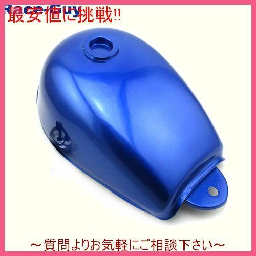 ブルー燃料ガスタンクキーホンダモンキーバイクミニトレイルカメラZ50 Z50A Z50J Z50R_画像4