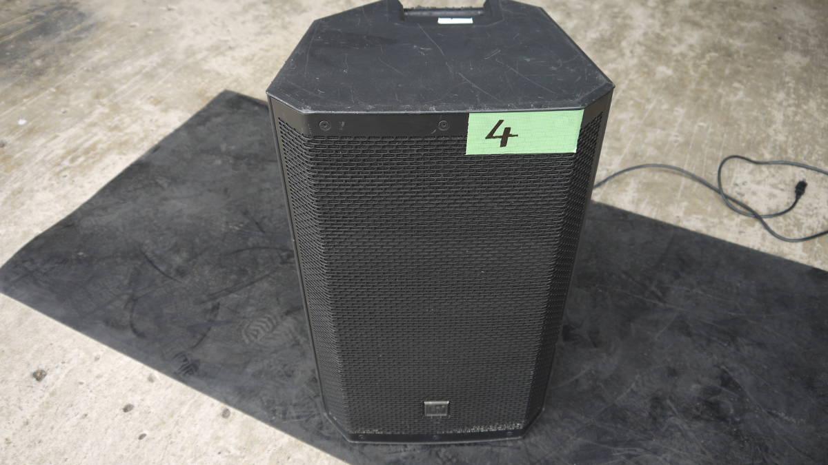 難有り パワードスピーカー ZLX-12P Electro-Voice ( エレクトロボイス ) ④