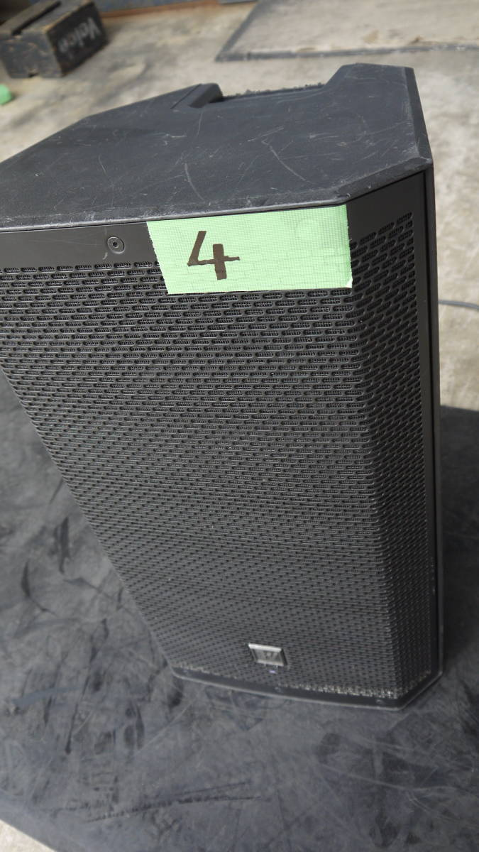 難有り パワードスピーカー ZLX-12P Electro-Voice ( エレクトロボイス ) ④_画像4