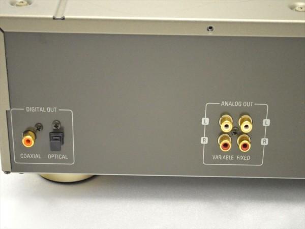 KM68●ジャンク品●DENON デノン DCD-1650AZ CDプレーヤー 通電OK_画像9