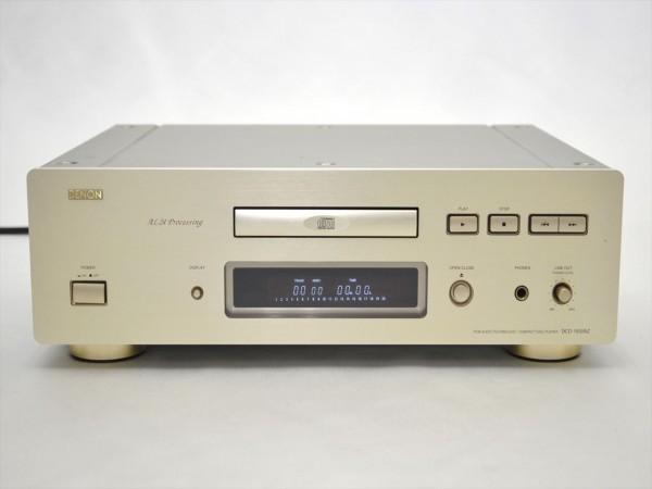 KM68●ジャンク品●DENON デノン DCD-1650AZ CDプレーヤー 通電OK_画像2