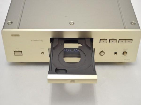 KM68●ジャンク品●DENON デノン DCD-1650AZ CDプレーヤー 通電OK_画像3