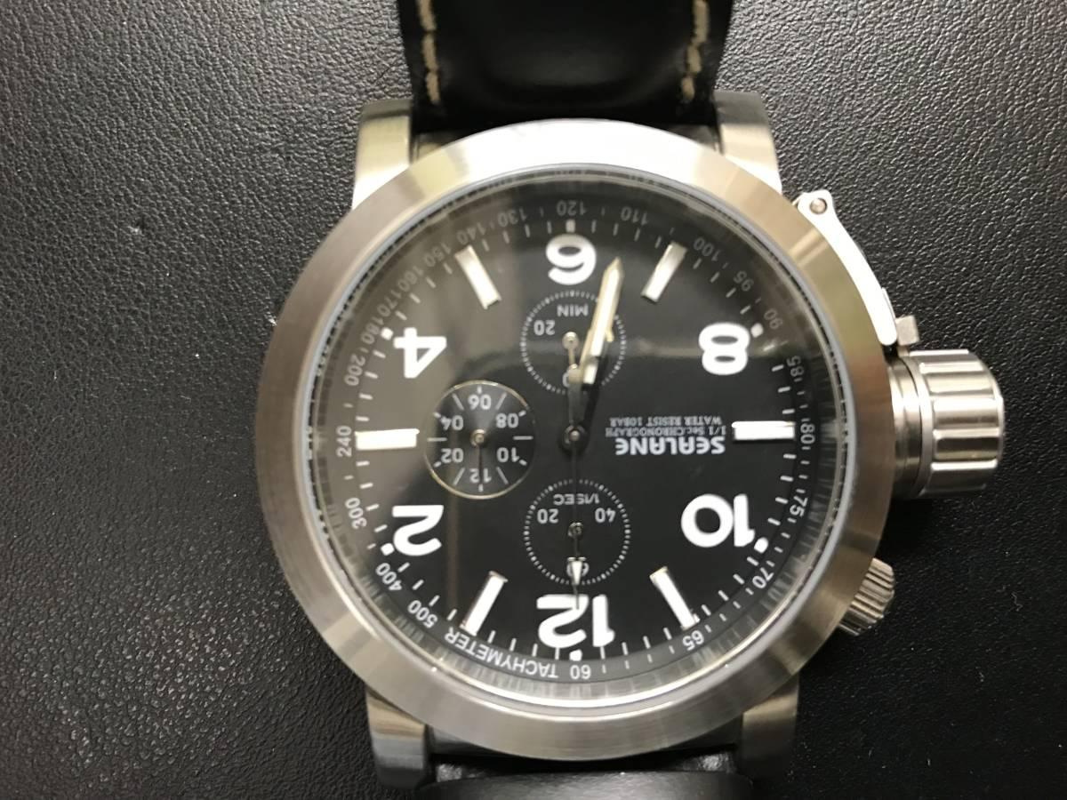 【4184】 シーレーン SEALANE 腕時計 HL1C 自動巻 メンズ 中古