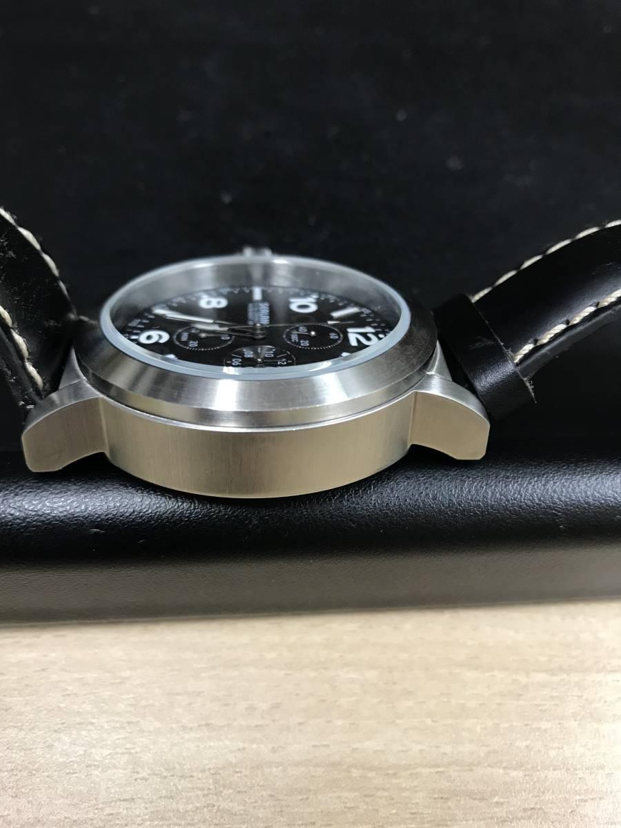 【4184】 シーレーン SEALANE 腕時計 HL1C 自動巻 メンズ 中古_画像3