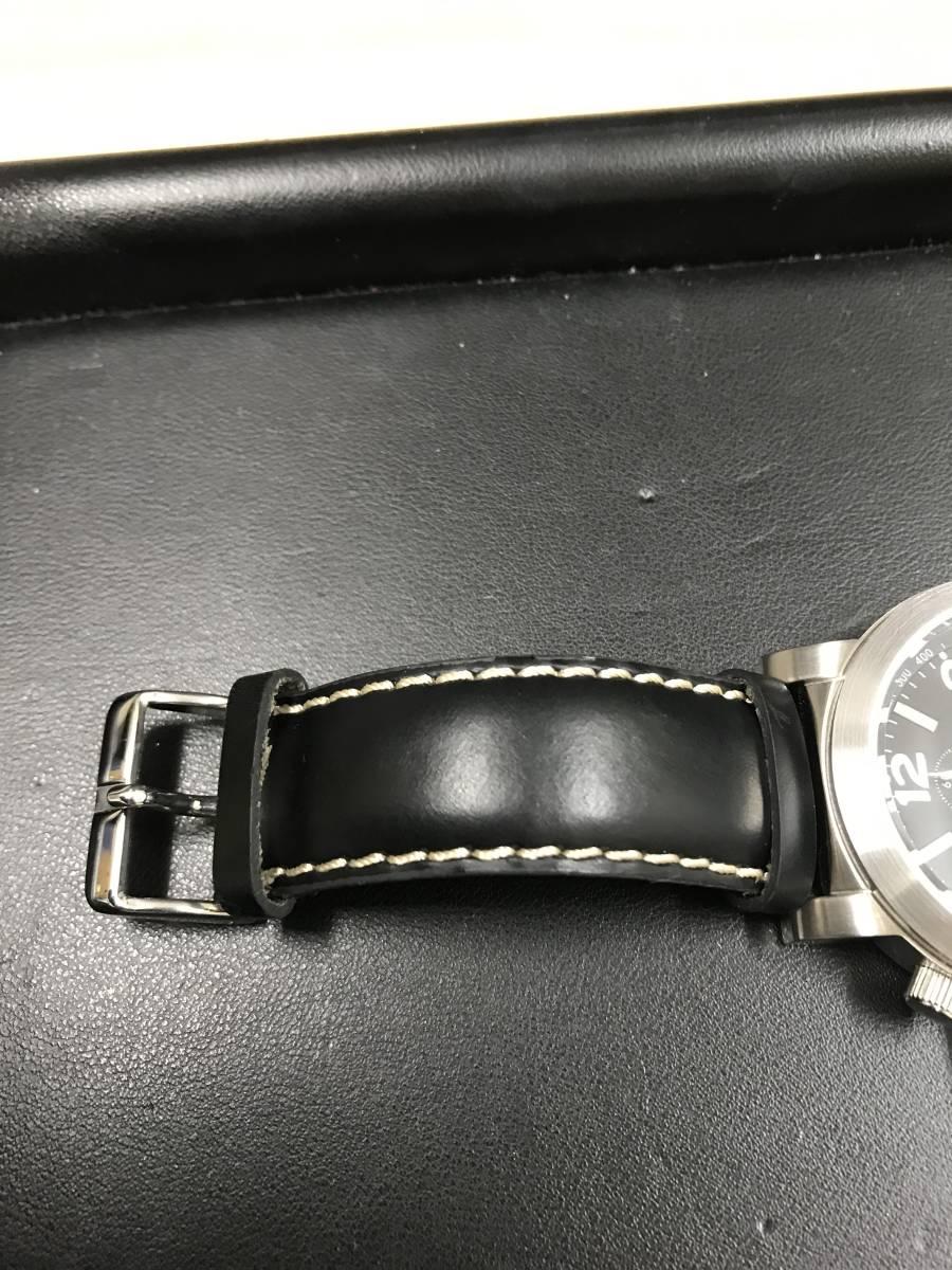 【4184】 シーレーン SEALANE 腕時計 HL1C 自動巻 メンズ 中古_画像8