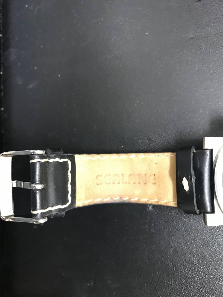 【4184】 シーレーン SEALANE 腕時計 HL1C 自動巻 メンズ 中古_画像4