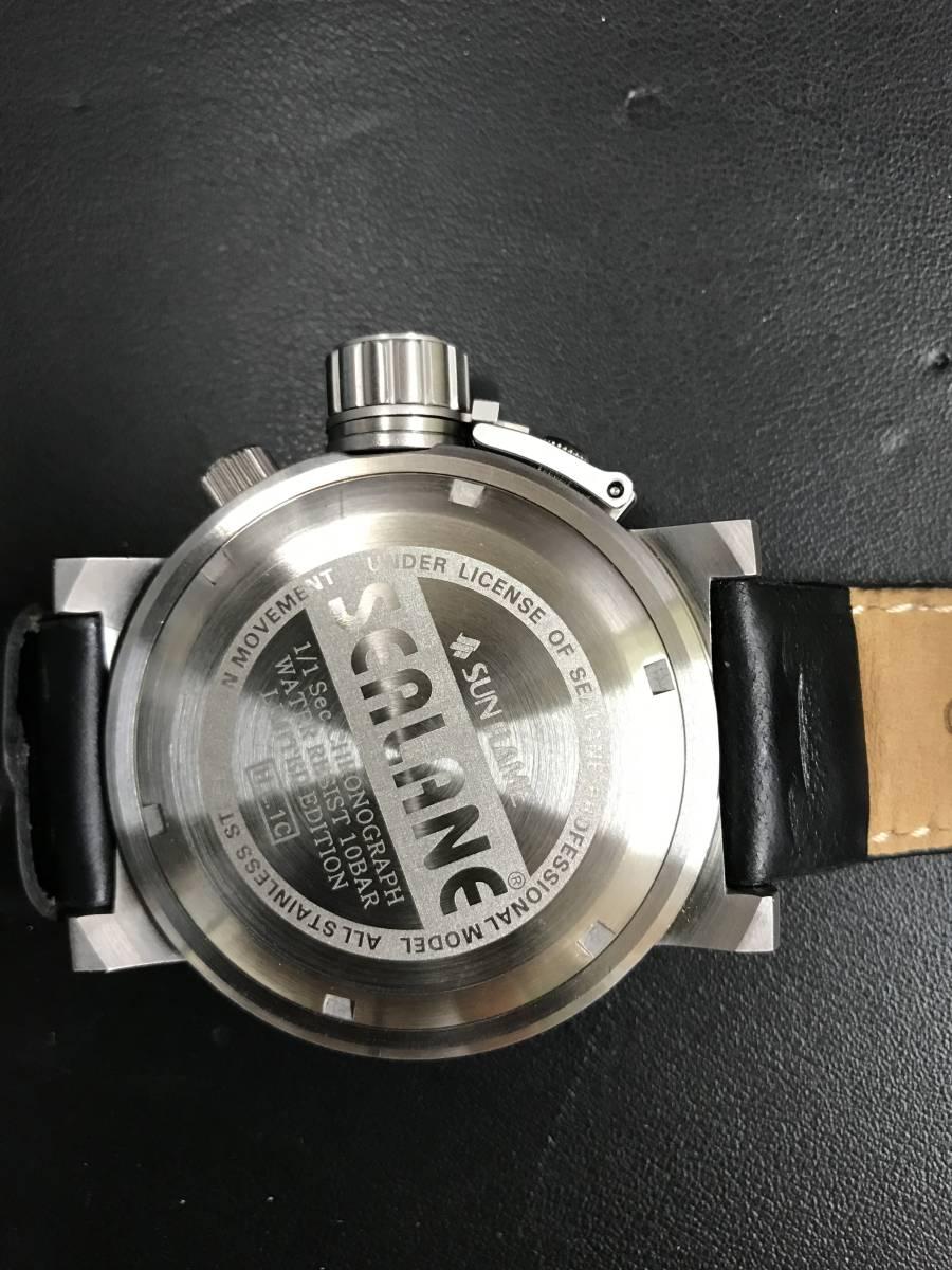【4184】 シーレーン SEALANE 腕時計 HL1C 自動巻 メンズ 中古_画像5