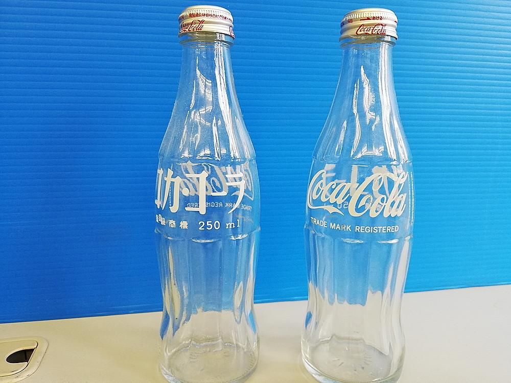 【レトロ】 ★ 復刻版 空き瓶セット ★ 『コカ・コーラ Coca-Cola』 『スプライト Sprite』 『ファンタ Fanta』 『KIRIN 麒麟』_画像4