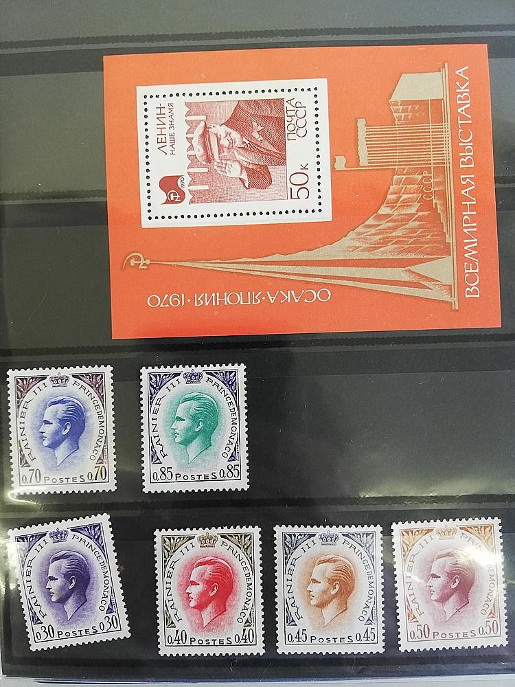【お買い得品】 ★ 切手 / stampコレクション stockbook ★ 台紙付きの新品も 海外(北朝鮮・ニカラグアなど) ヴィンテージ