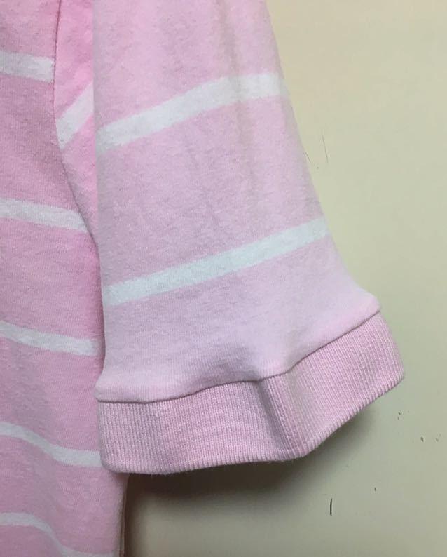 希少 RUEHL NO.925 ルールナンバー925 半袖 ポロシャツ ボーダー柄 サイズ S_画像5