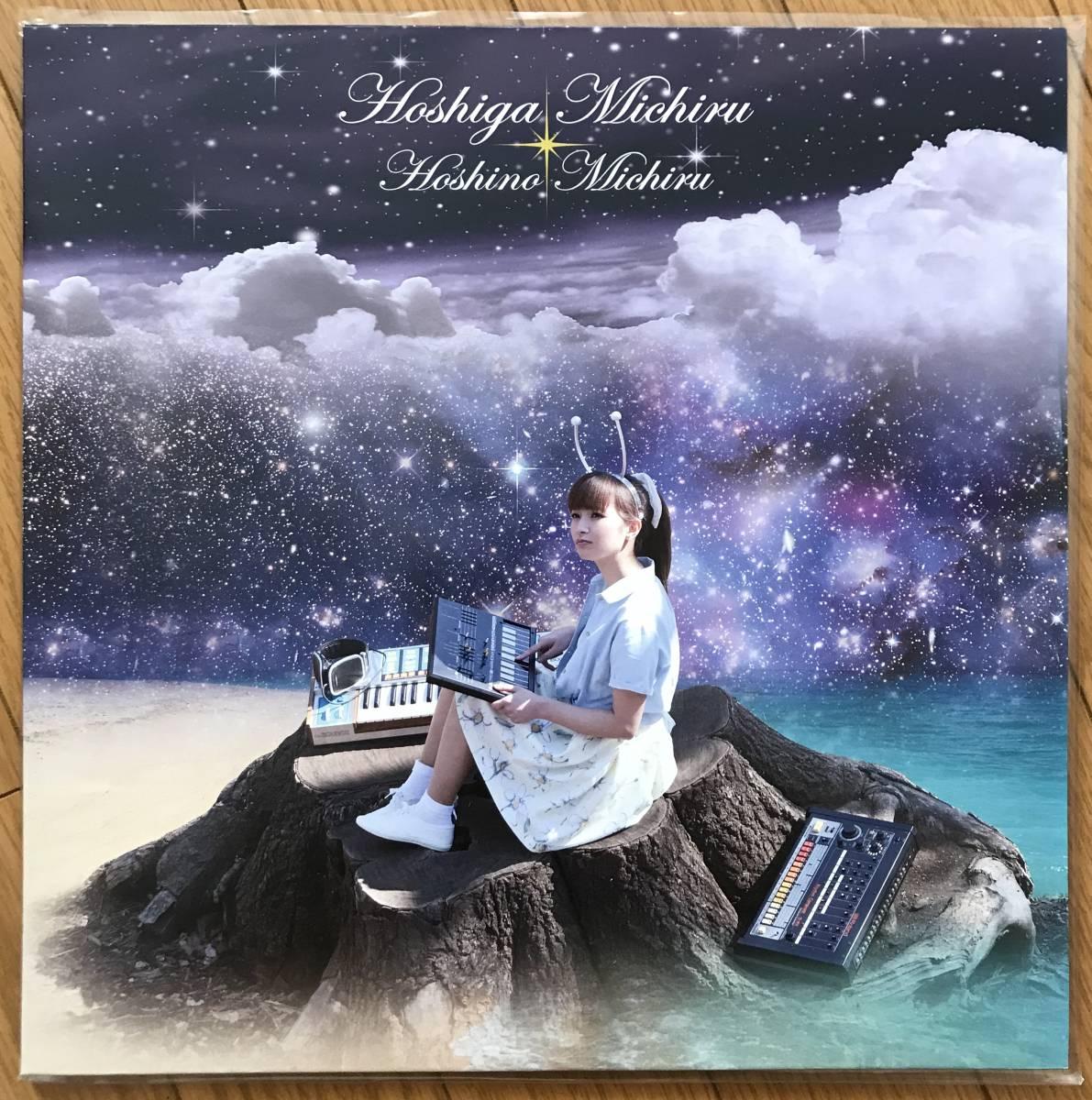星野みちる 星がみちる LP はせはじむ マイクロスター AKB48