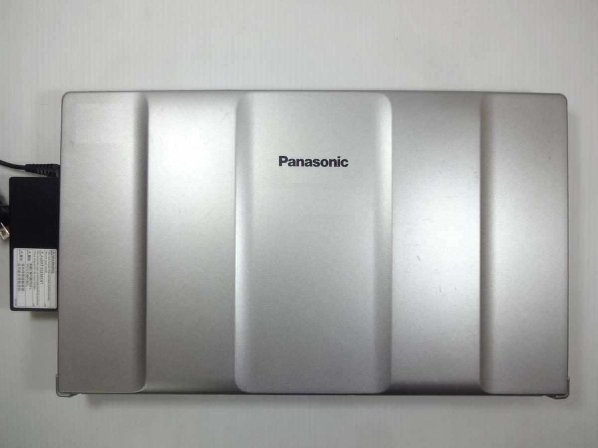 フルHD Panasonic Lets note CF-B11 Core i5 3340M 2.7GHz メモリ:4GB SSD:128GB 10Pro 8Pro リカバリ領域 1920×1080_画像5