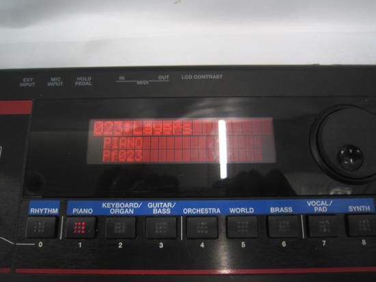 Roland/ローランド JUNO-Di 61鍵盤 シンセサイザー キーボード ケース アダプター付き 動作確認済み_画像2
