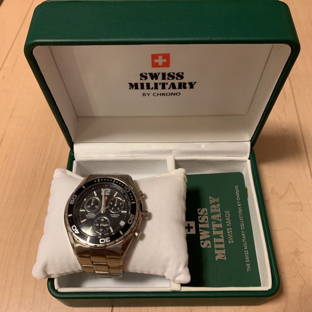 スイスミリタリー SWISSMILITARY 腕時計 中古 正規品