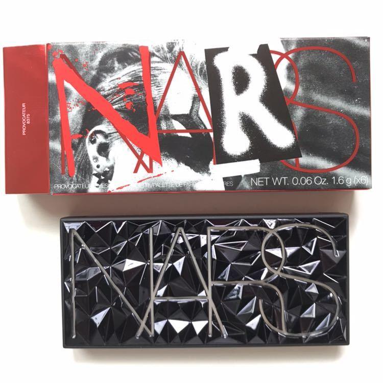 【新品】 NARS プロヴォカチュア アイシャドウパレット ホリデー限定 ナーズ