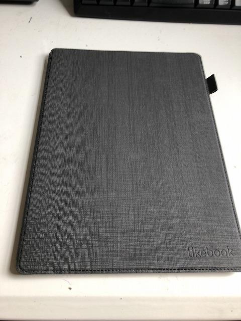 Likebook Mimas[専用ハードカバー付]おまけ microSDXC 128GB装着【送料無料】_画像2