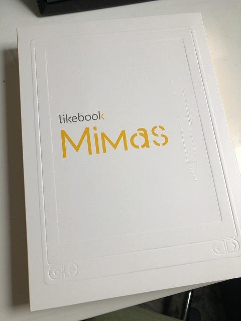 Likebook Mimas[専用ハードカバー付]おまけ microSDXC 128GB装着【送料無料】_画像5