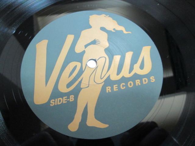 希少!美品!ビル・クロウ・カルテット さよならバードランドⅡ 帯付きLP VENUS ヴィーナス 180g高音質重量盤_画像5