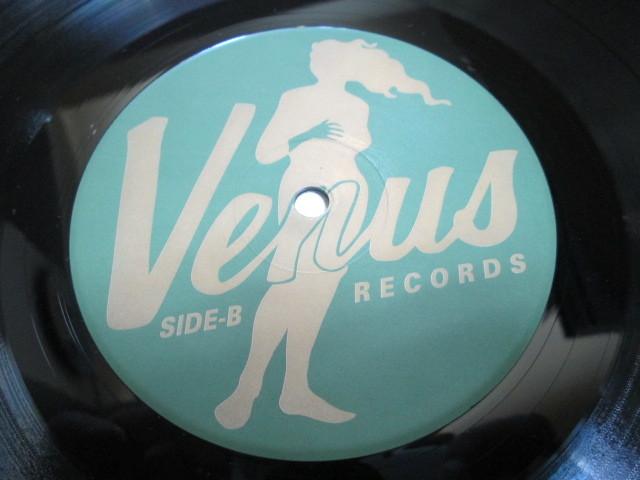 希少!美品!ニューヨーク・トリオ 夜のブルース 帯付きLP VENUS ヴィーナス 180g高音質重量盤_画像5