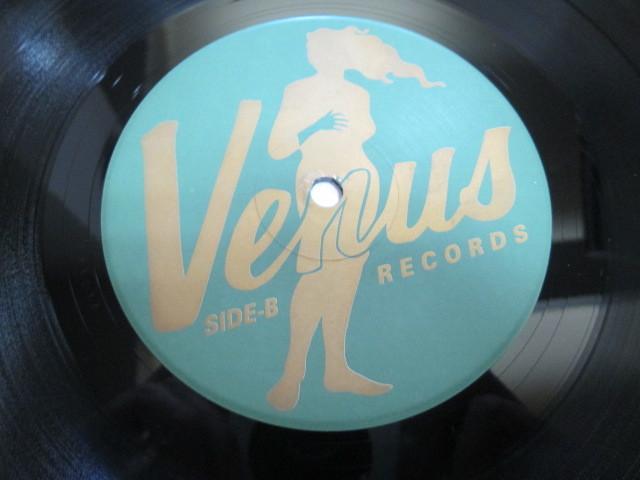 希少!美品!エディ・ヒギンズ&スコット・ハミルトン 煙が目にしみる 帯付きLP VENUS ヴィーナス 180g高音質重量盤_画像5