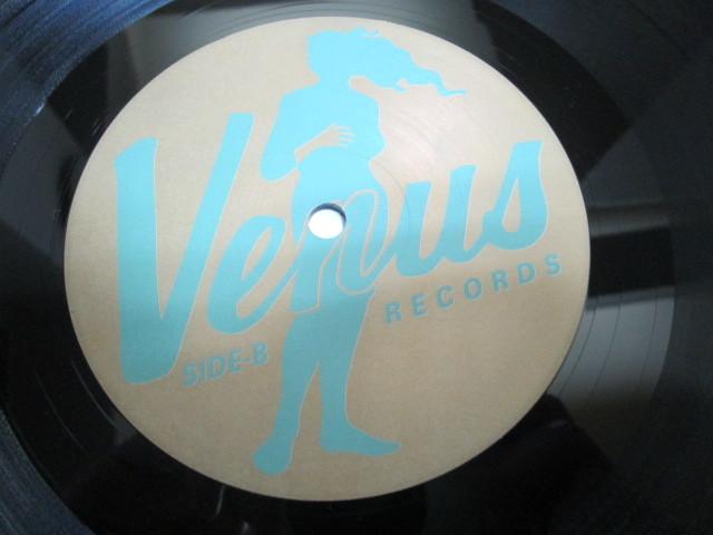 エディ・ヒギンス&スコット・ハミルトン&ケン・ペプロフスキー ハンドフル・オブ・スターズ 帯付きLP VENUS ヴィーナス 200g高音質重量盤_画像6