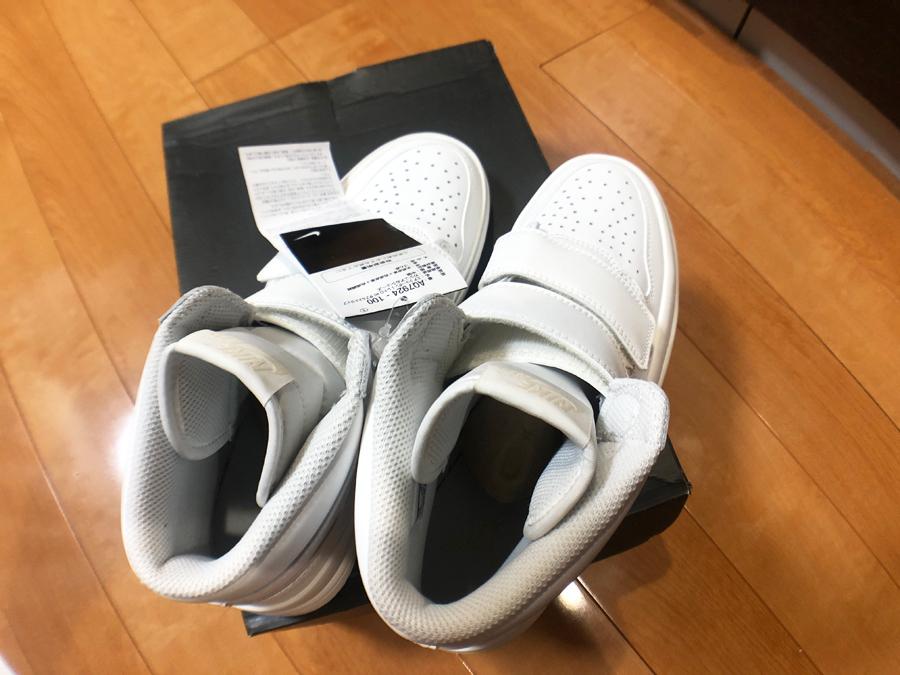 1円スタート最落無し【SNKRS購入品】希少な白 NIKE ナイキ エアジョーダン 1 ダブルストラップ Air Jordan 1 Double Strap 28.0cm 未使用_画像6