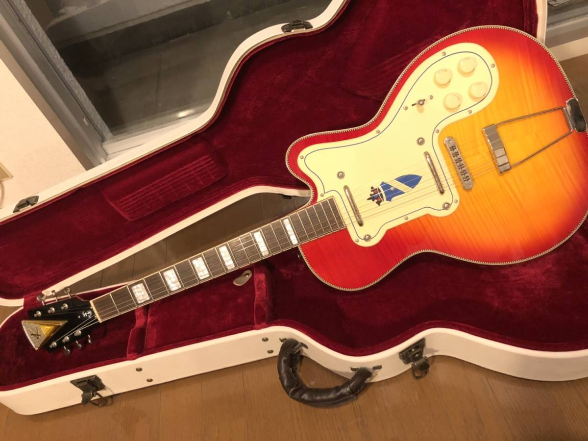 KAY -Thin Twin K161 Vintage Reissue-